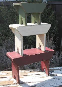 Country And Primitive Benches