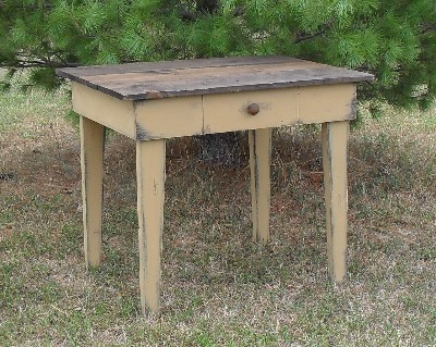 Primitive Desk