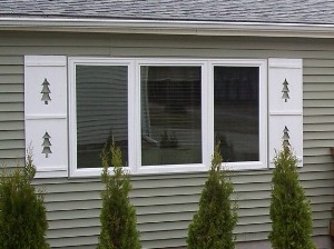 Decorative country and primitive wooden shutters for 18 inch wide exterior shutters