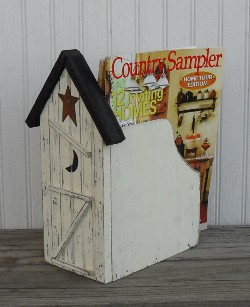 Country Primitive Kitchen Bathroom Decor Paper Towel Holders Napkin Holders Toilet Paper Holders Magazine Racks