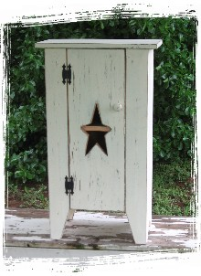 Primitive Country Cupboards, Primitive Wall CupboardJelly Cabinets ...